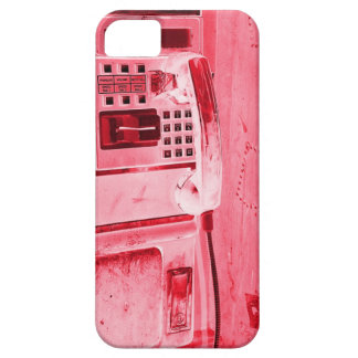 pink pay phone case iPhone 5 cases