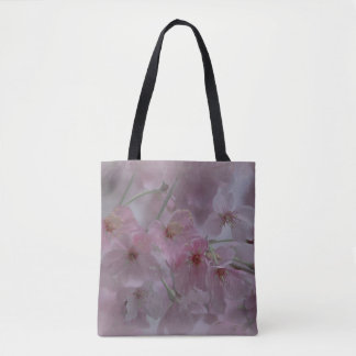 Pink Peach Blossom Crossbody and Tote bag