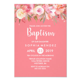 Invitations announcements rsvps zazzle baptism christening stopboris Choice Image