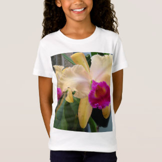 Pink & Peach Orchid Shirt