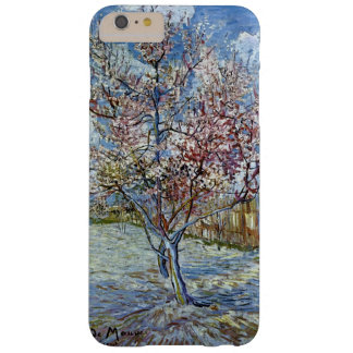 Pink Peach Tree (F394) Van Gogh Fine Art Barely There iPhone 6 Plus Case