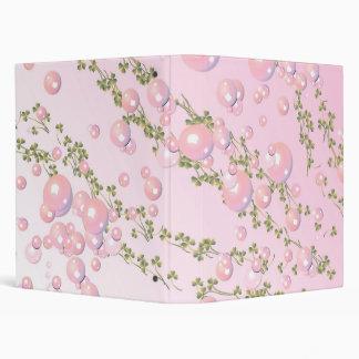 pink pearl Avery Binder