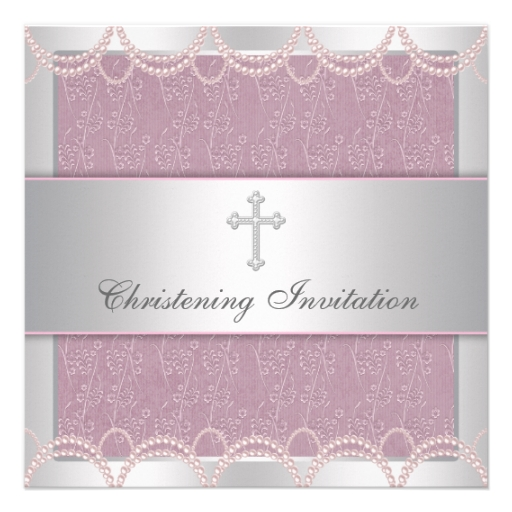Invitation Baptism Girl for good invitation ideas