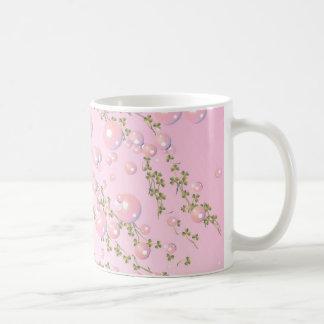 pink pearl Mug