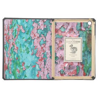 Pink Peeling Paint iPad Air Covers