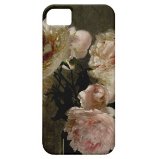 Pink peonies i-phone case