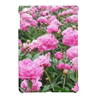 Pink Peonies in Full Bloom Case For The iPad Mini