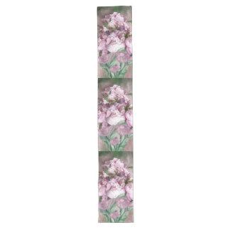 Pink Peonies In Peony Vase 3 Art Table Runner