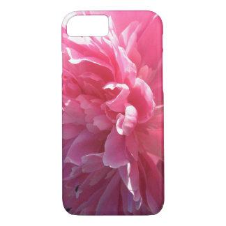 Pink Peony iPhone 7 Case