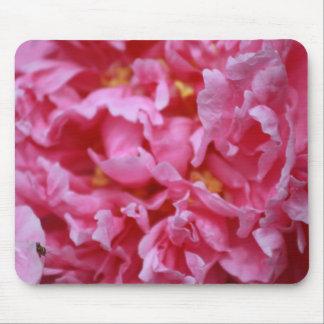Pink Peony Mouse Mat