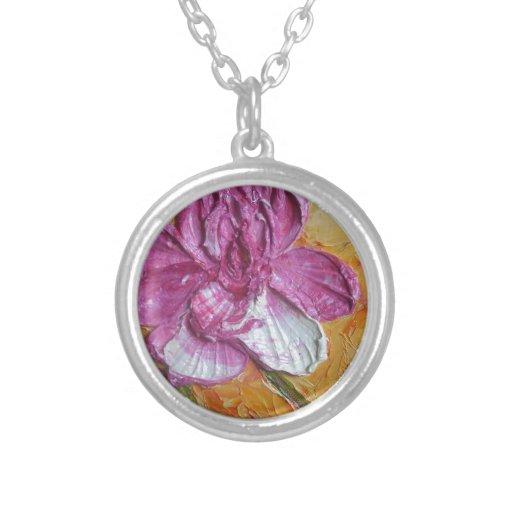 Pink Peony Custom Jewelry