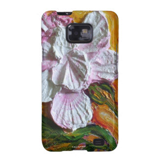 Pink Peony Samsung Galexy Case Galaxy SII Covers