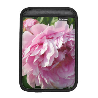 Pink Peony Sleeve For iPad Mini