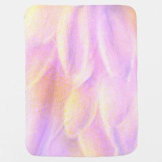Pink Petals Baby Blanket