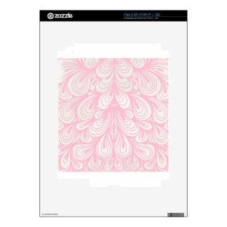 Pink Petals Decals For The iPad 2