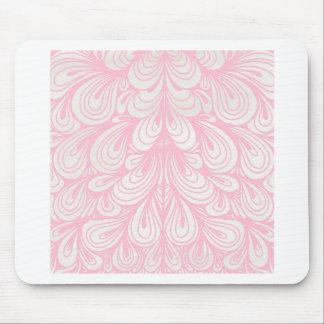 Pink Petals Mouse Pad