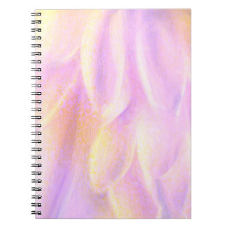 Pink Petals Photo Notebook