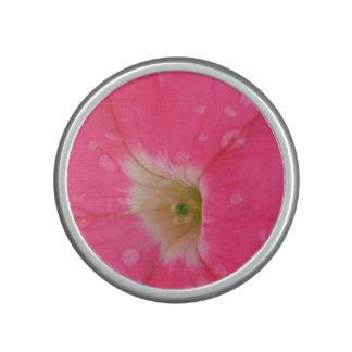 Pink Petunia Bluetooth Bumpster Speaker