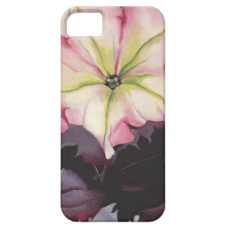 Pink Petunia iPhone SE/5/5s Case