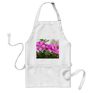 Pink Petunia Passion Adult Apron