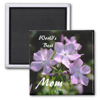 Pink Phlox Mother's Day Magnet