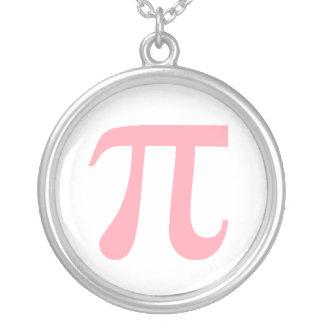 Pink Pi Custom Necklace