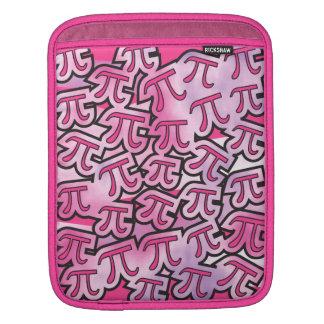 Pink Pi Social iPad Sleeve