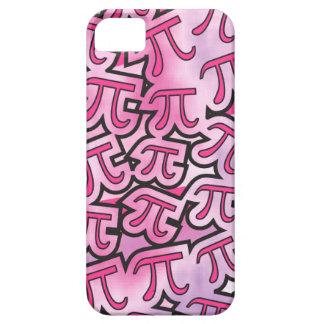 Pink Pi Social - Math Pi iPhone SE/5/5s Case