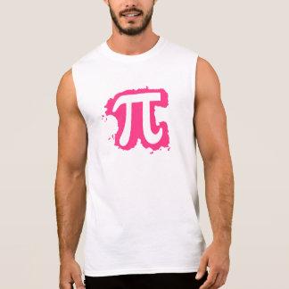 Pink Pi splash Shirts