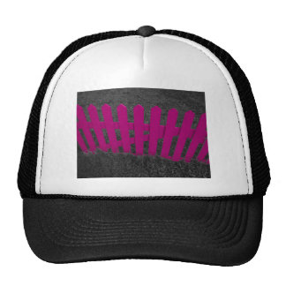 Pink Picket Fence Hats