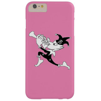 Pink Pied Piper Barely There iPhone 6 Plus Case