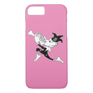 Pink Pied Piper iPhone 8/7 Case