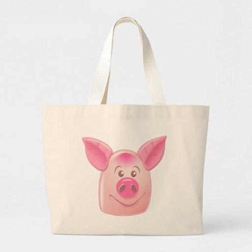 Pink Pig Bags