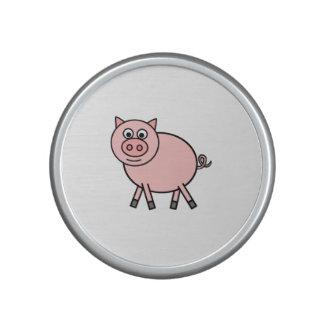 Pink Pig Bluetooth Speaker