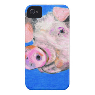 Pink Pig iPhone 4 Case