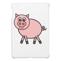 Pink Pig Case For The iPad Mini