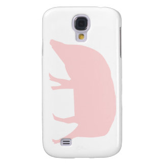 Pink Pig  Galaxy S4 Case