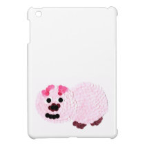 Pink Pig iPad Mini Cover