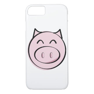 Pink Pig iPhone 7 Case