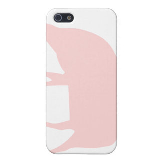 Pink Pig  iPhone SE/5/5s Cover