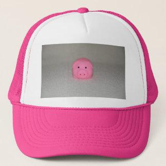 Pink Pig Piggy Trucker Hat