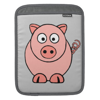 Pink Pig Sleeves For iPads