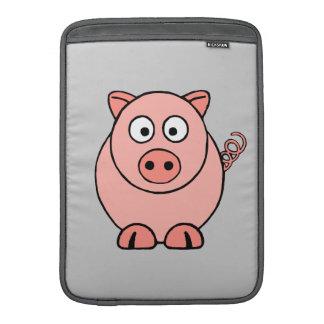 Pink Pig Sleeves For MacBook Air