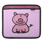 pink piggy sleeves for iPads