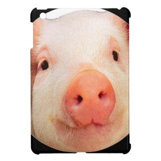 """Pink Piglet"" iPad Mini Cases"