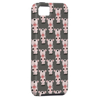 Pink Pigs iPhone 5 Case