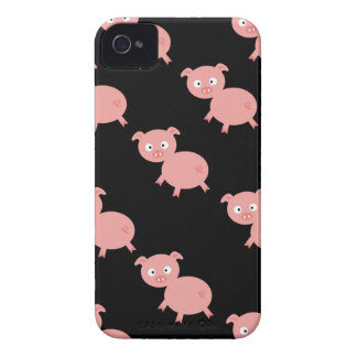 Pink Pigs iphone 4 barely there case iPhone 4 Cover