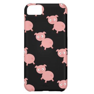 Pink Pigs iPhone 5 barely there case