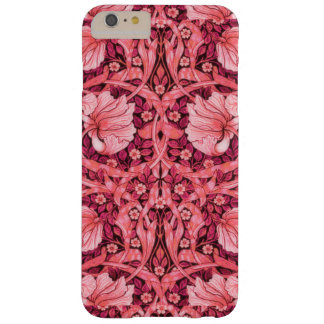 Pink Pimpernel Flowers American MoJo Pillow Barely There iPhone 6 Plus Case