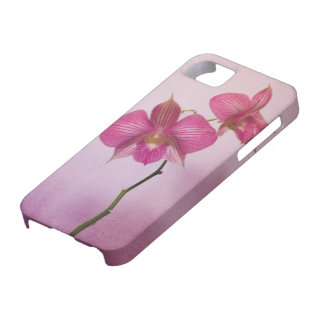 Pink Pink Orchid Blossoms iPhone5 Case